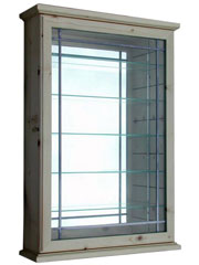 Trader Std Lead Display Cabinet