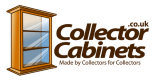Collectable Display Cabinets Online at CollectorCabinets.co.uk